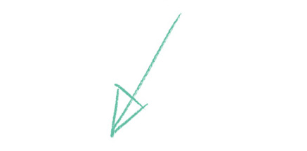 fleche logo
