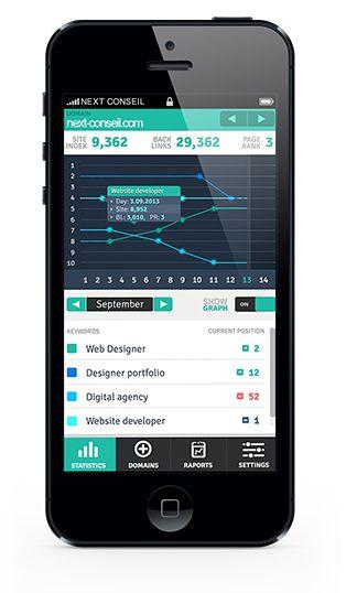 Référencement internet SEO app