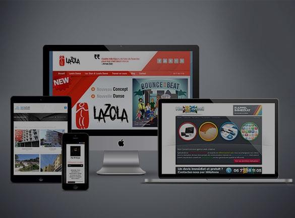Création de site internet - Agence Web
