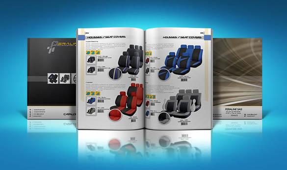 Création de catalogue entreprise - Agence web - 06130 Grasse