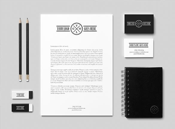 Identité visuelle & print - Agence web
