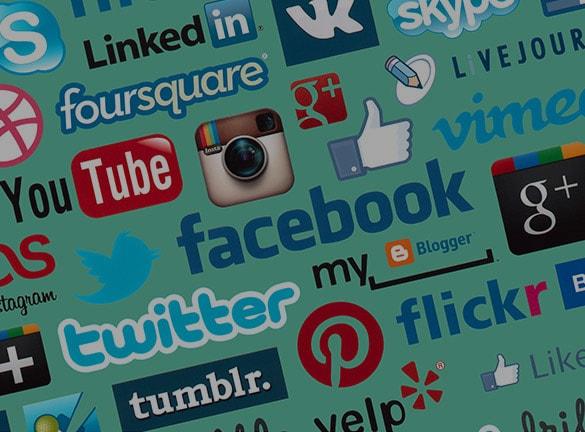 Social Média - Agence Web