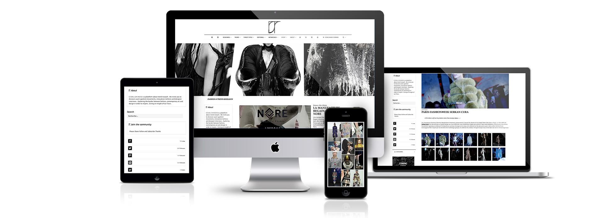 Agence Création de site internet