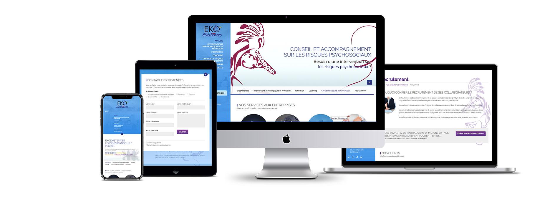 Agence web Création site vitrine antibes
