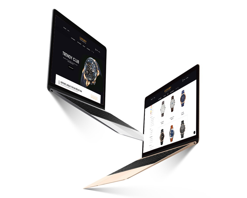 Création de site e-commerce agence web