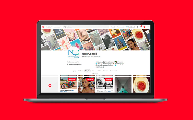 Pinterest - Community manager