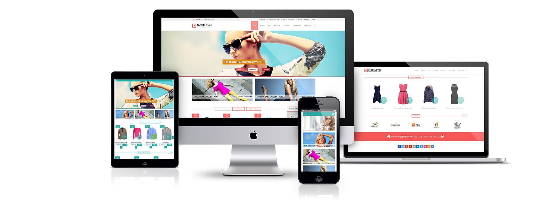 Prix site e-commerce Responsive