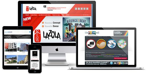 Agence web à Antibes