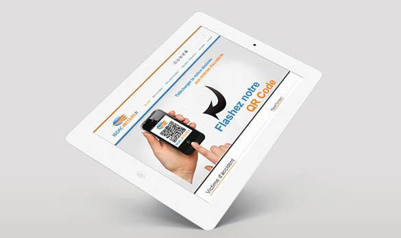 site internet mobile juriste avocat assurance 06560 Valbonne