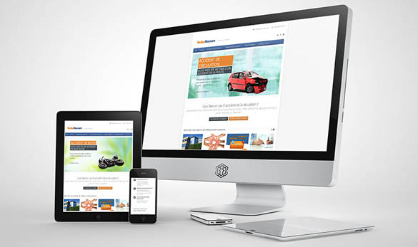site internet responsive juriste avocat assurance 06560 Valbonne