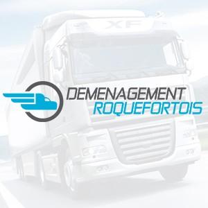 Logo société de déménagement