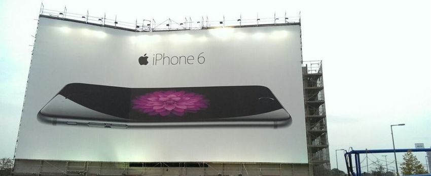 Quand Apple auto-sabote le lancement marketing de son Iphone 6