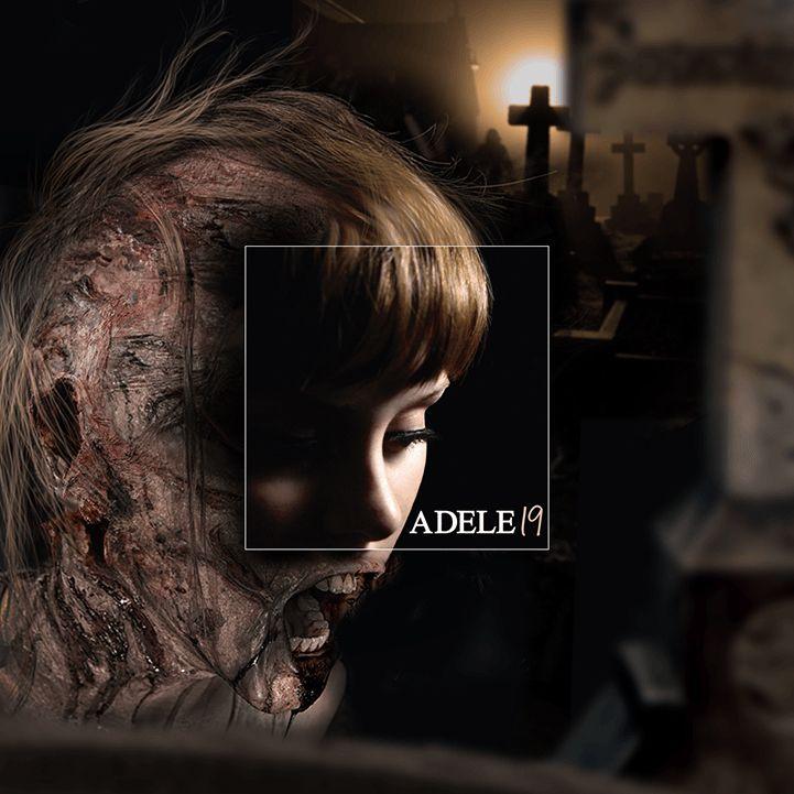 Adele 19 reprise design
