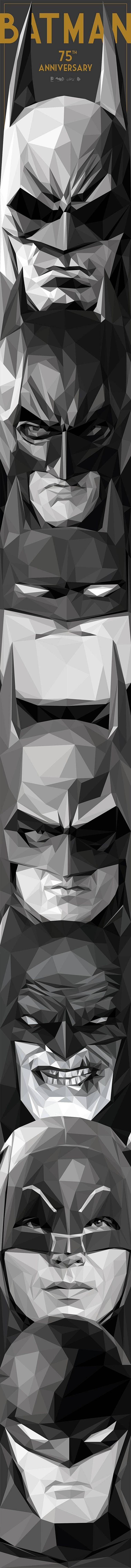 batman polygon