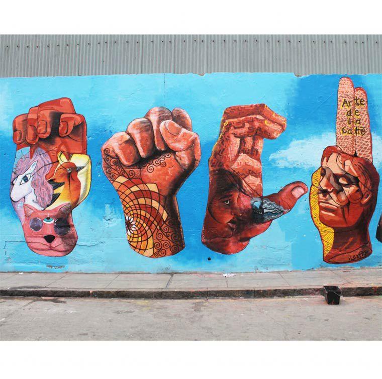 Jonatan Rivera street art