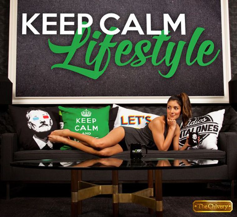 keep calm lifestyle