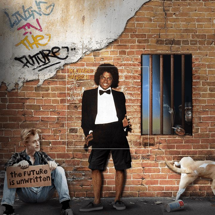 Michael jackson off the wall reprise design