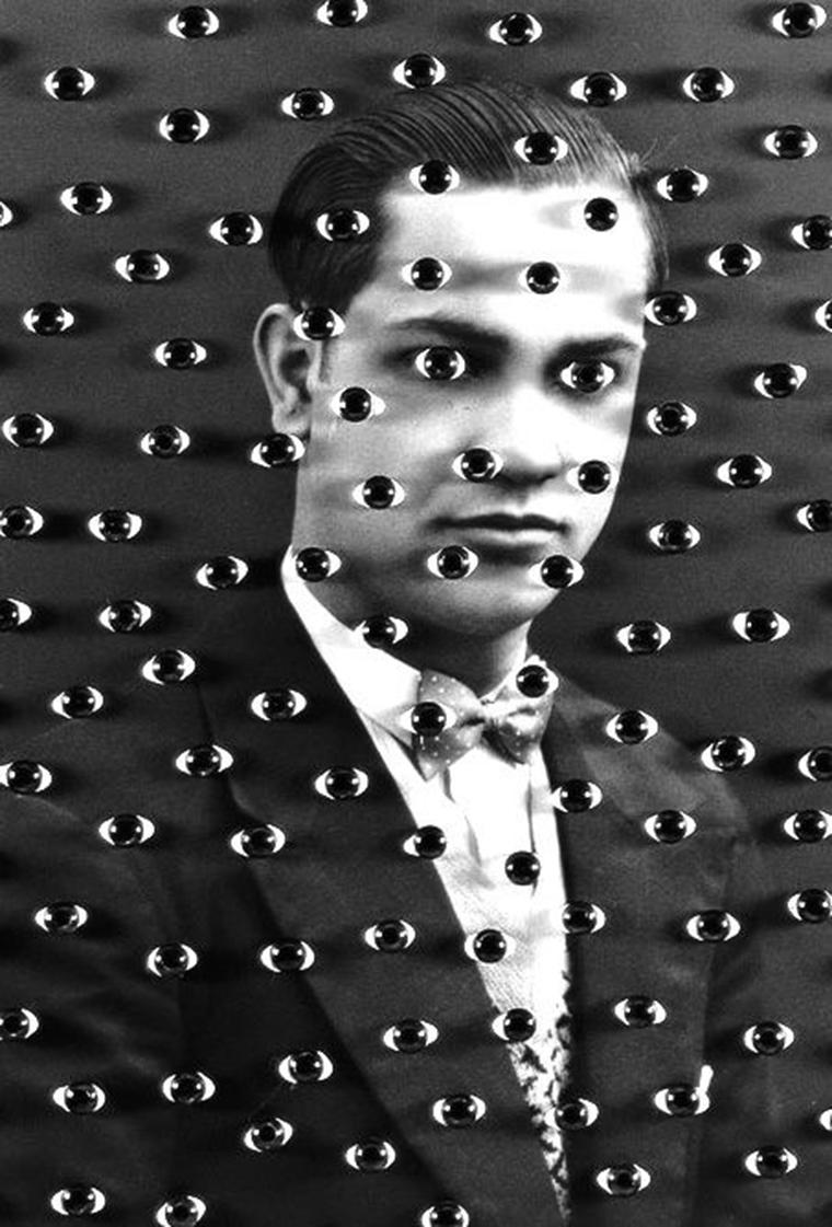 portrait-noir-et-blanc-etrange