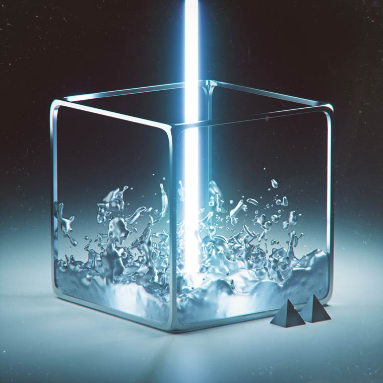 winkelmann cube laser eau