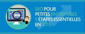 5 etapes seo petites entreprises 2015