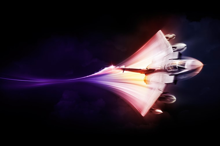 Ben Edwards illustrations starship