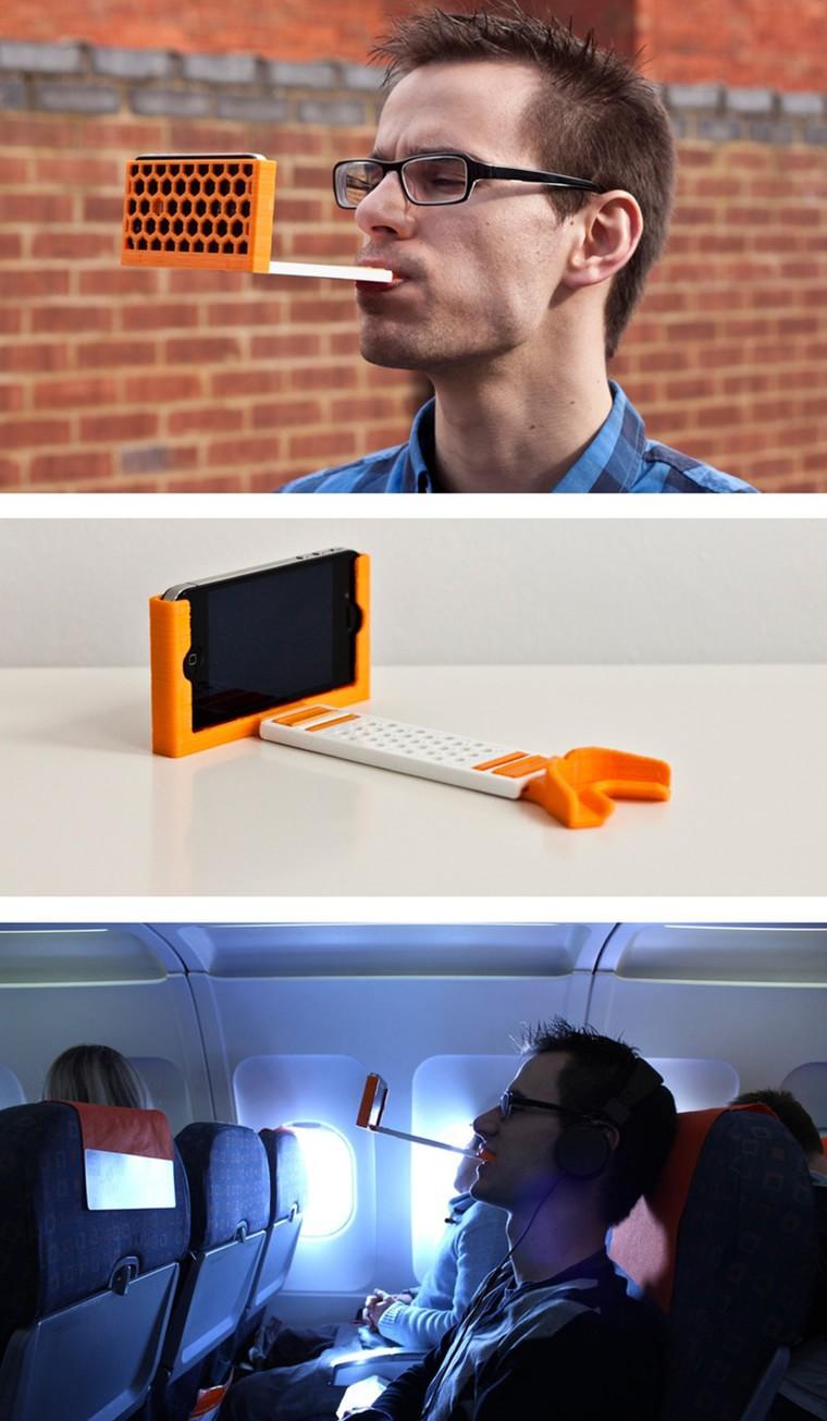 Gum phone plus de problemes de cou