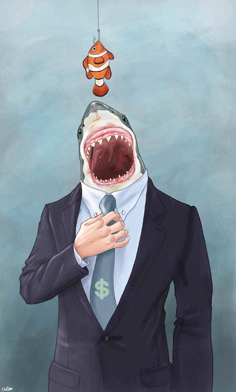 Luis Quiles nemo requin