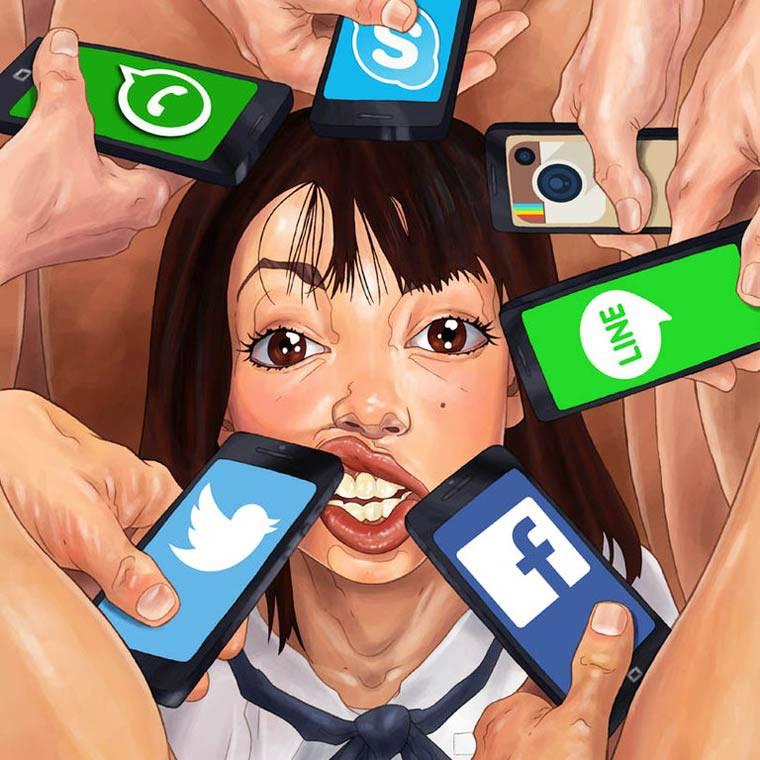 Luis Quiles social network sex