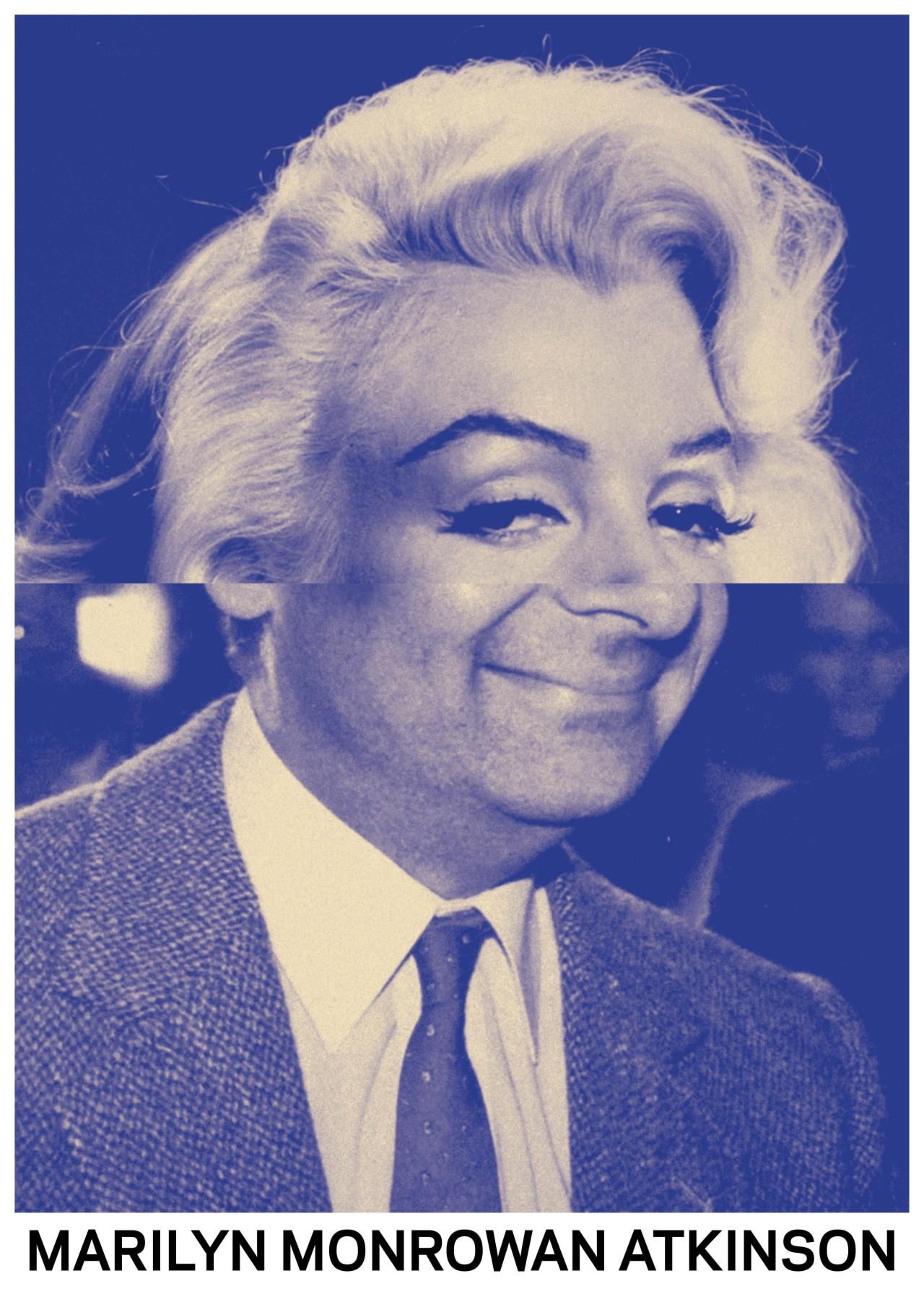 Marilyn monrowan atkinson
