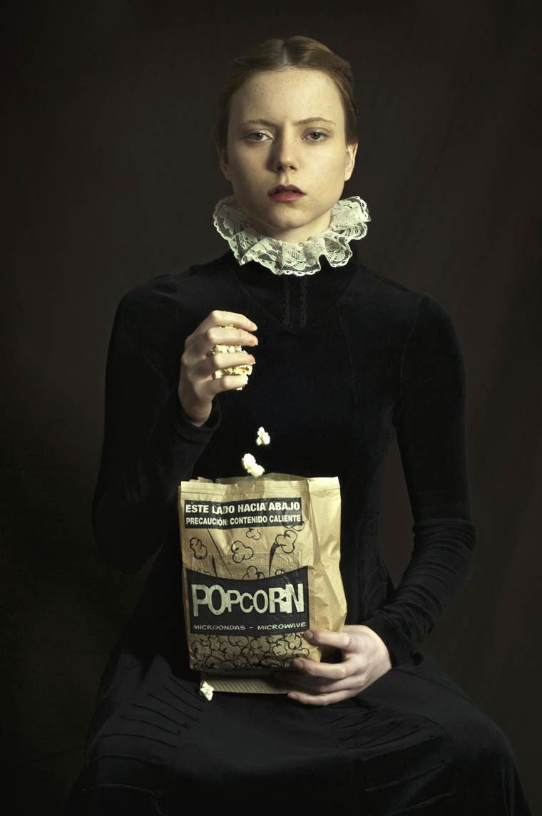 Romina Ressia pop corn
