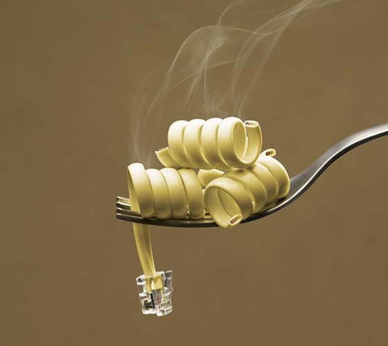 spaghetti rj45