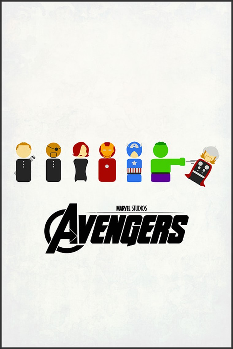 The Avengers Amogh