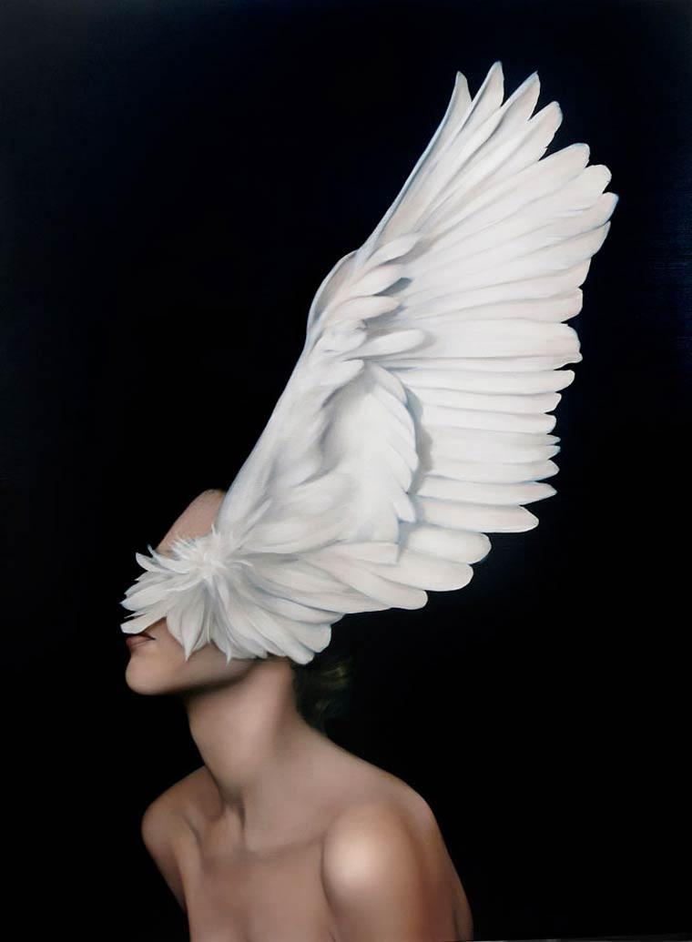 Amy Judd femme colombe