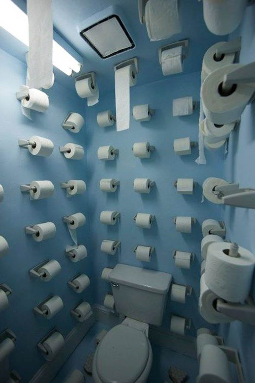 besoin papier toilettes