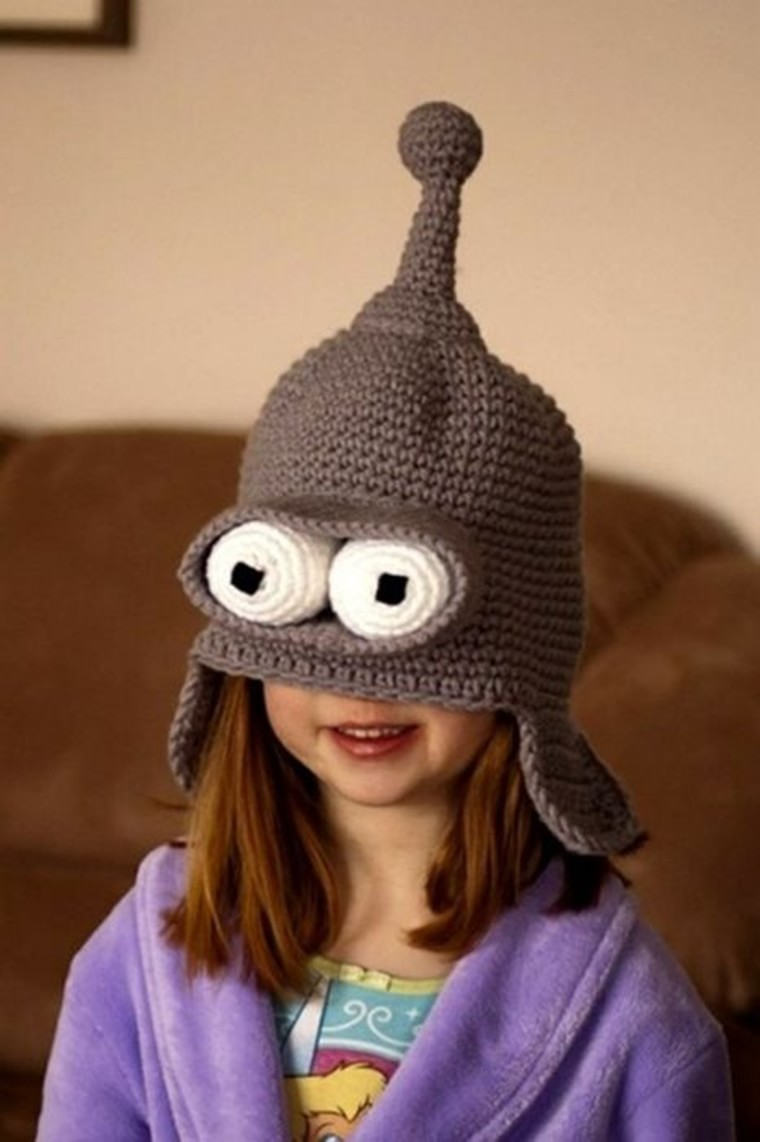 futurama bonnet bender