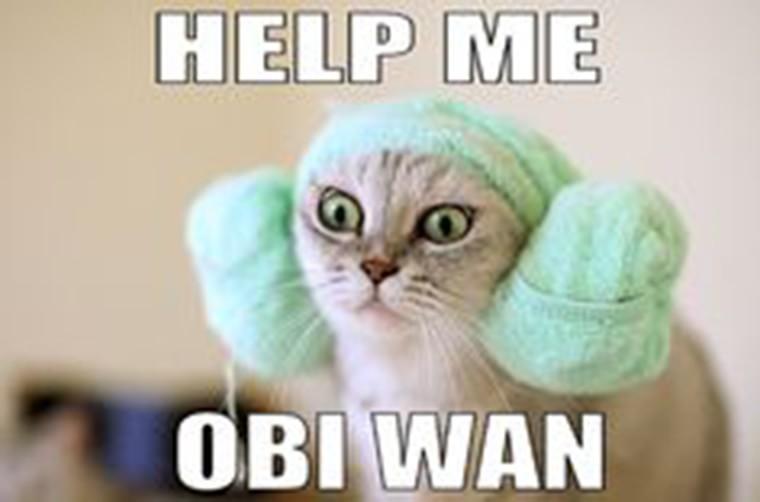 help me obi wan starwars