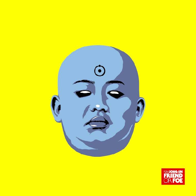 kim jong un avatar
