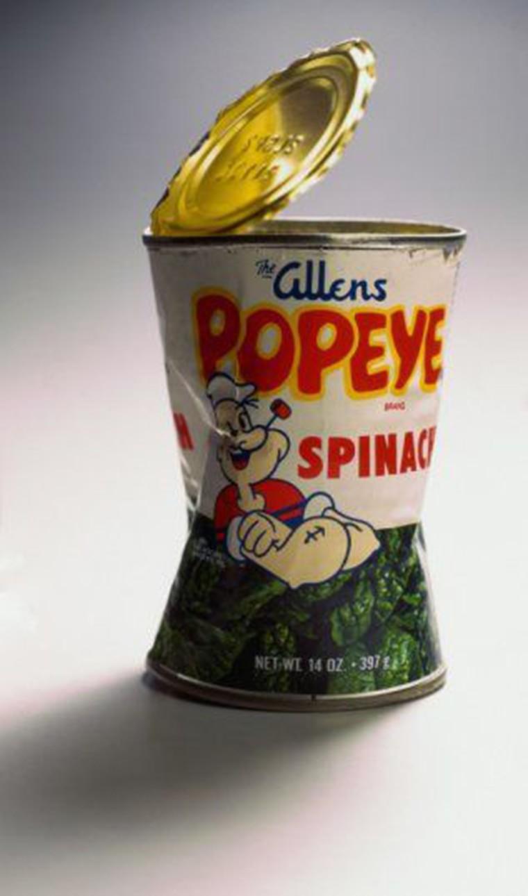 popey epinard