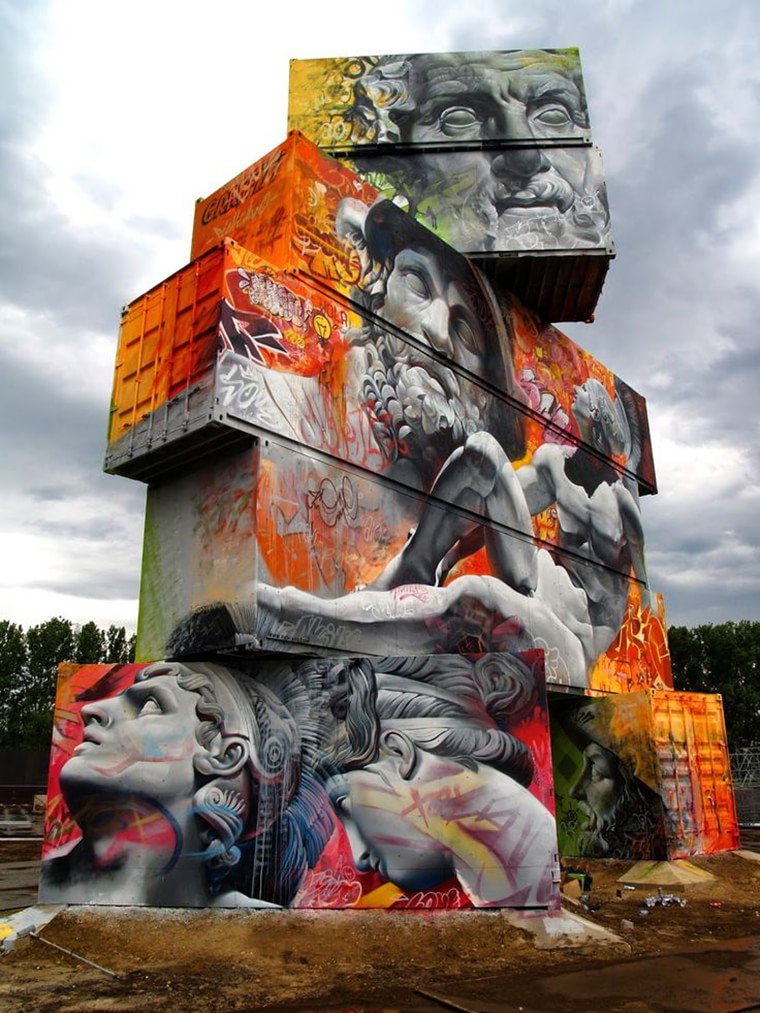 street-art-Pichi-Avo-dieux-greques
