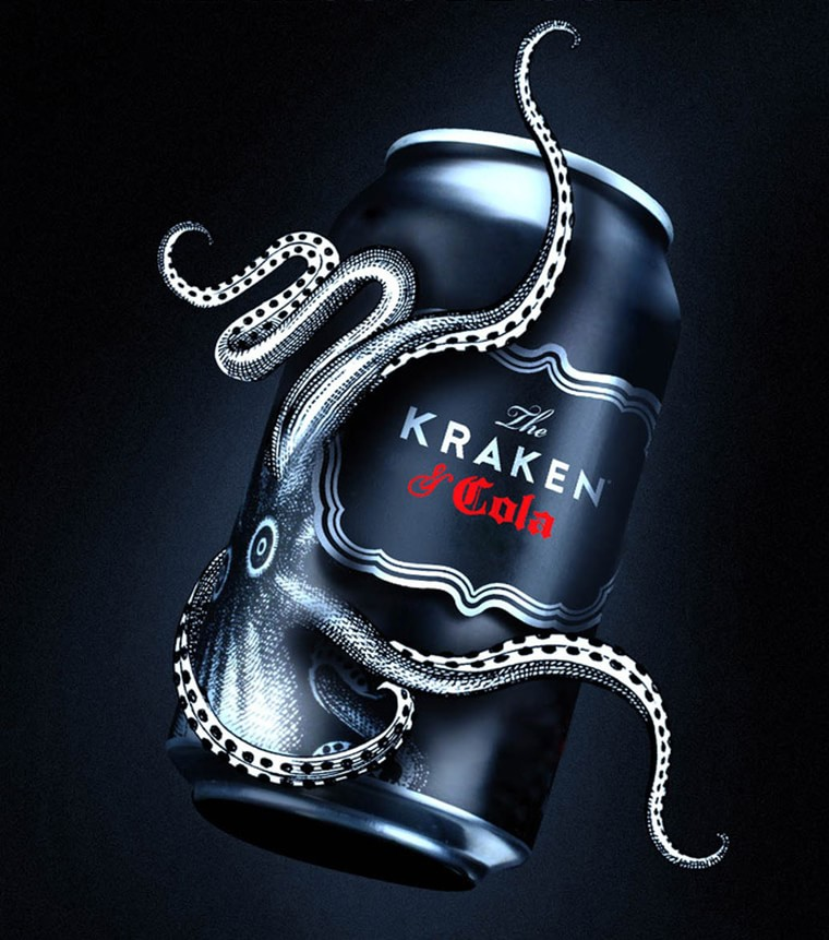 the kraken cola