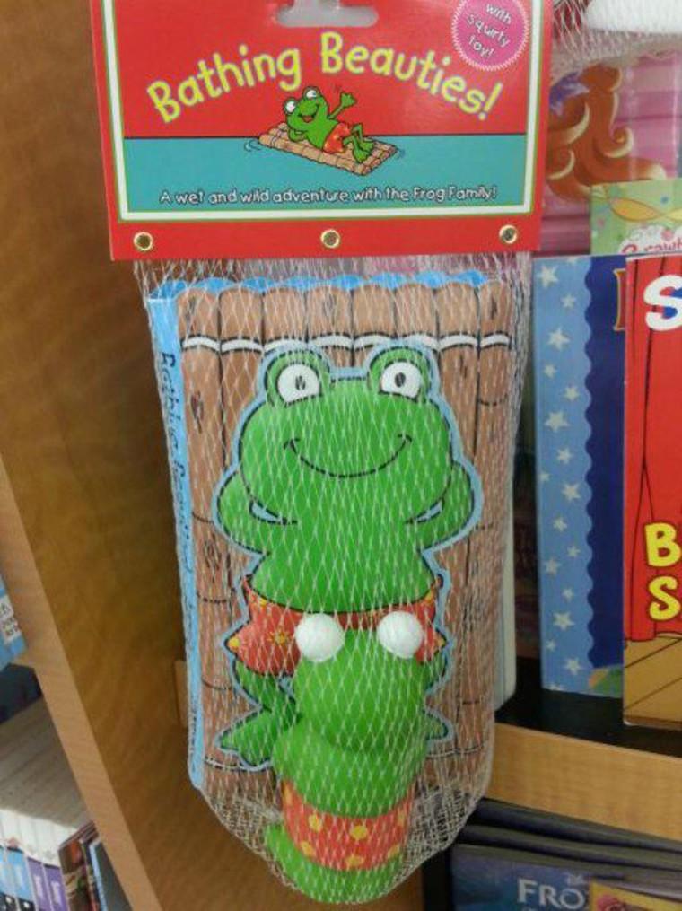 boue grenouille un peu speciale