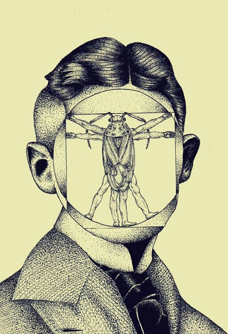Franz Kafka Metamorphosis