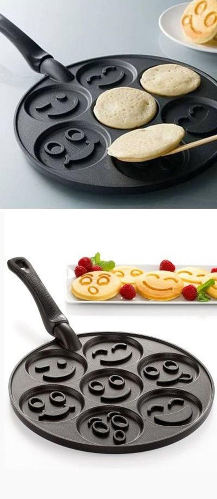 pancake smileyr
