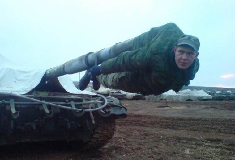 tank russe en ukraine