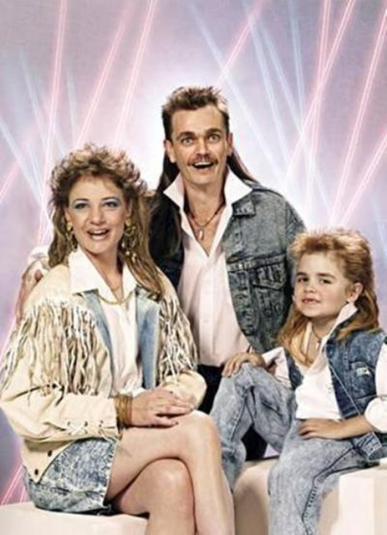 the mullet familly