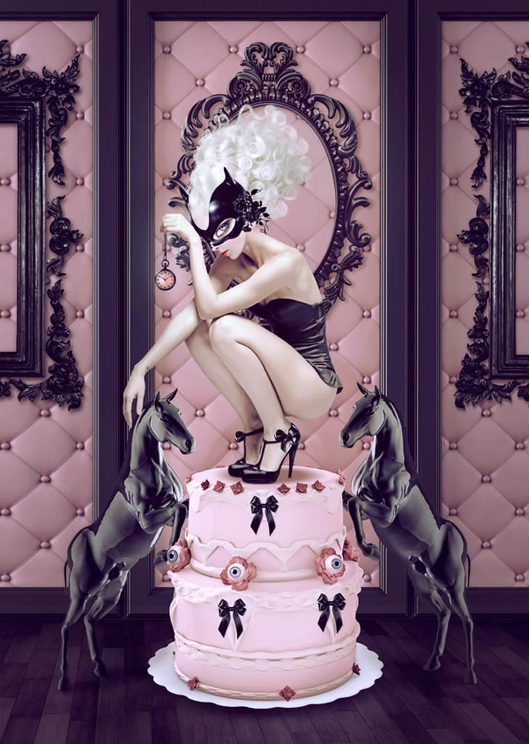 Natalie Shau Lost in Wonderland