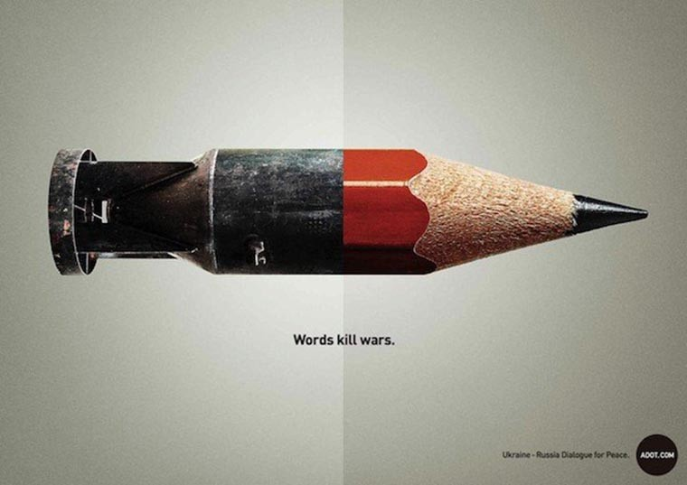 words kill wars les mots tuent la guerre