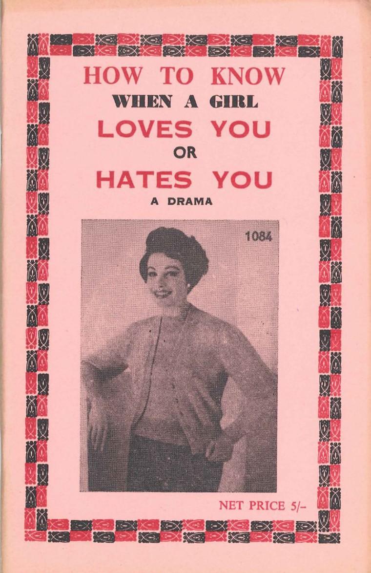 livre comment savoir si une fille m aime ou ne m aime pas