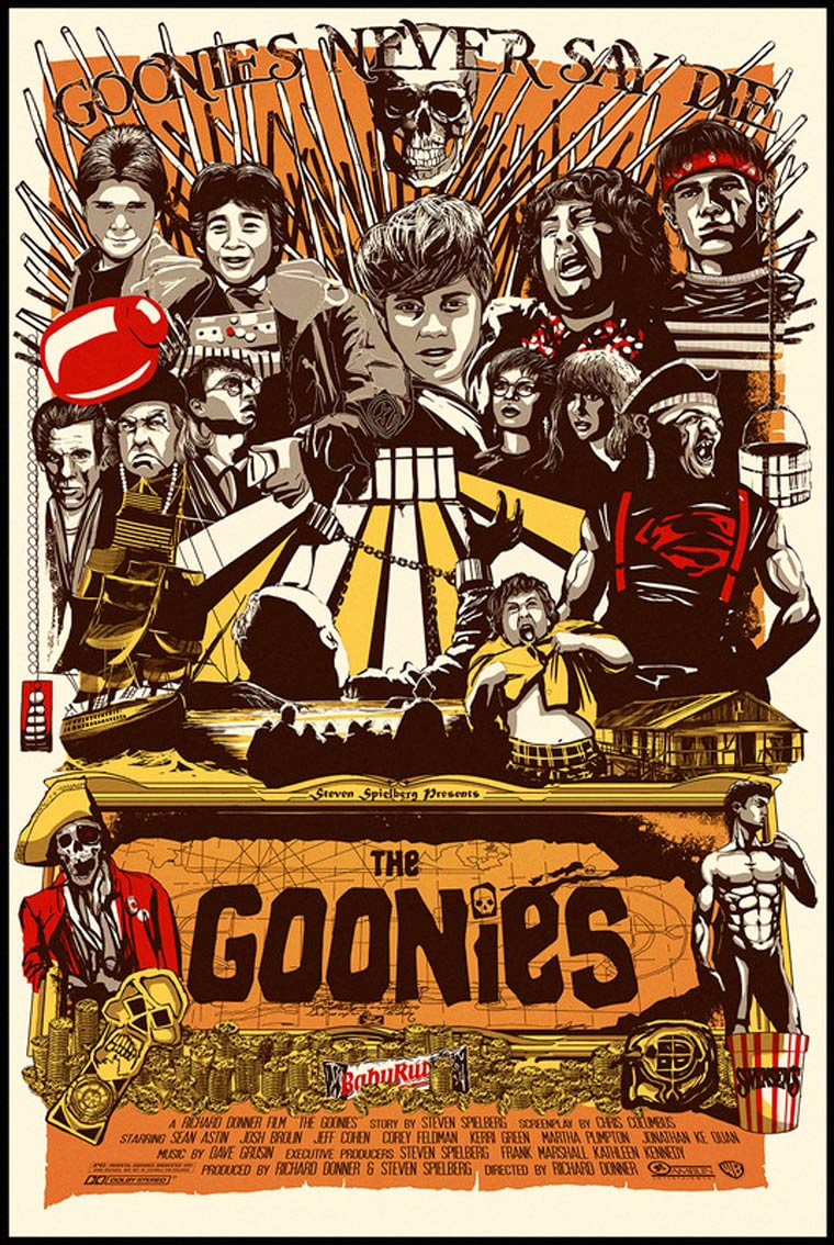 Andy Fairhurst pop culture goonies