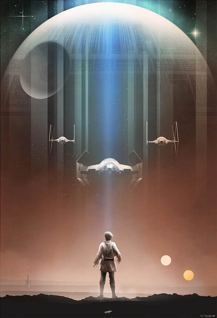 Andy Fairhurst starwars luke
